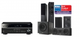 YAMAHA HTR 4069 + JBL Arena Cinema 5.1 black
