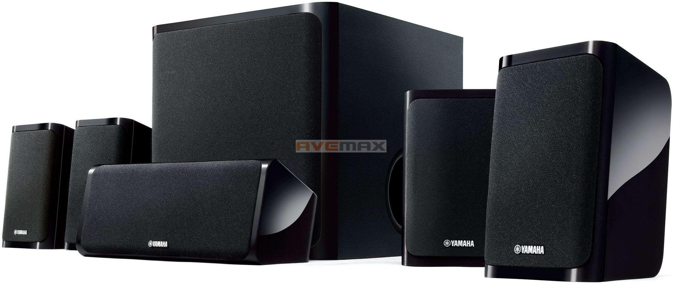 yamaha ns p40 b yamaha shop yamaha audio premium hifi. Black Bedroom Furniture Sets. Home Design Ideas