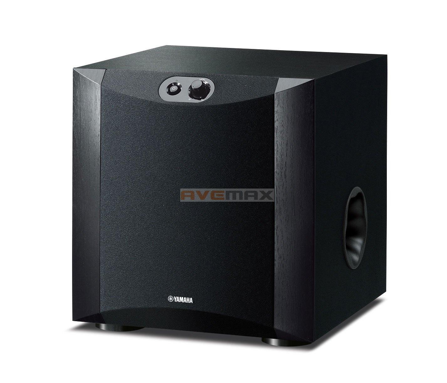 yamaha ns sw200 black yamaha shop yamaha audio premium. Black Bedroom Furniture Sets. Home Design Ideas