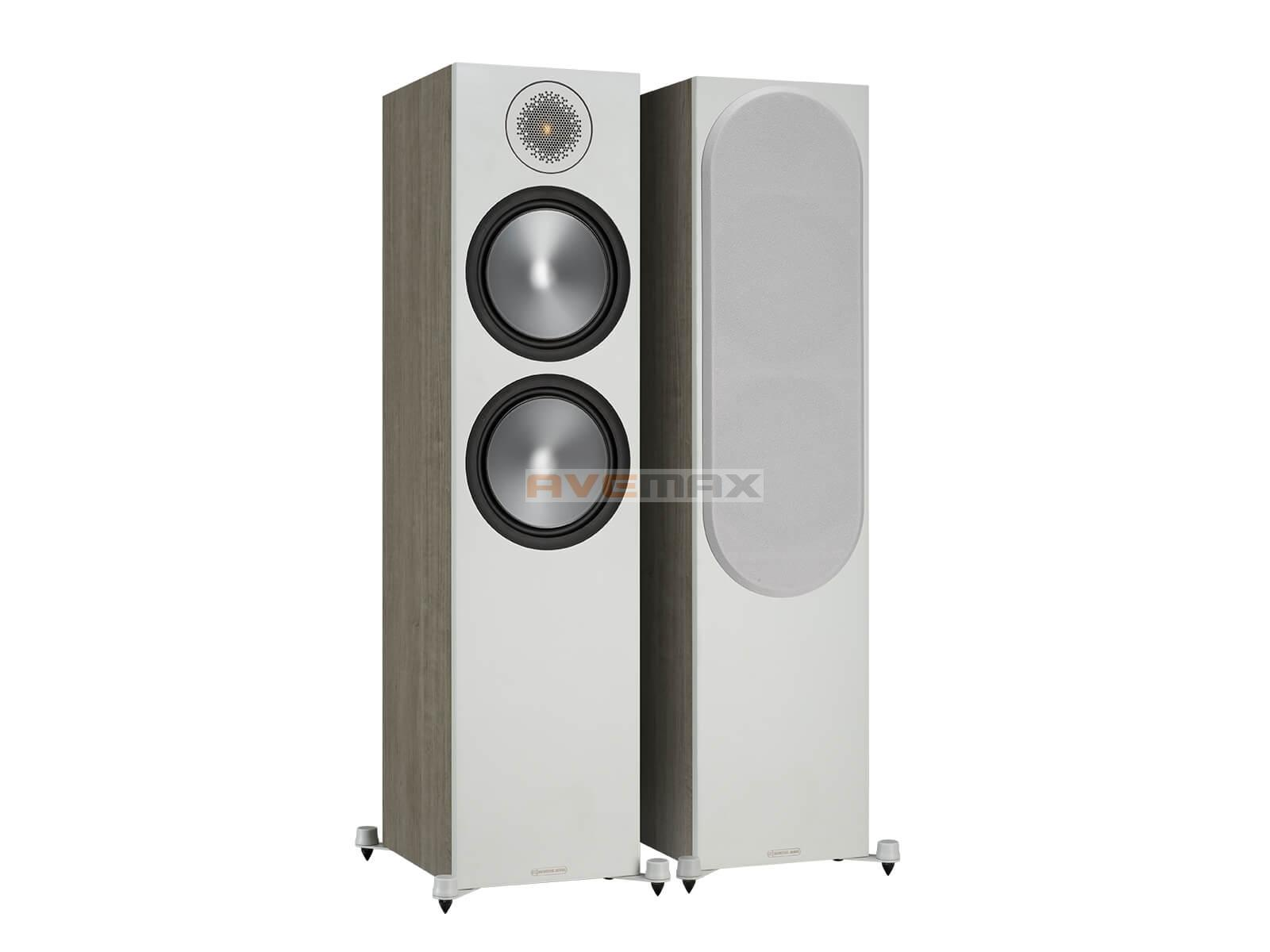 Monitor Audio Bronze 500 (urban grey, šedé)