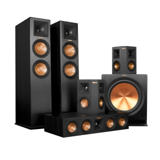 KLIPSCH RP-280 Home Theater System 5.1