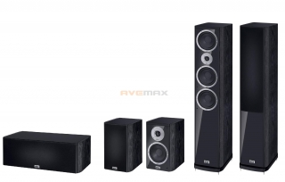 Heco Music Style set 900 BLACK