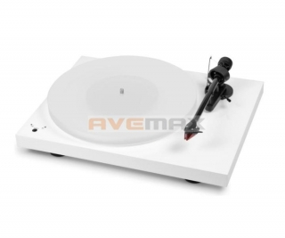 Pro-Ject Debut RecordMaster HiRes White + 2M Red