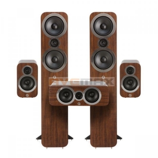 Q Acoustics Q3050i set 5.0 (walnut)