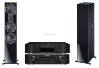 MARANTZ PM6006 + CD6006 + MAGNAT SIGNATURE 507